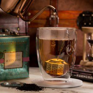 Чай в металлических банках (подарочный)